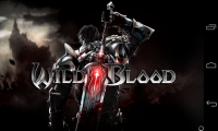 Wild Blood - Splash screen