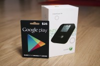 Win $25 Google Play Gift Card and Clear Spot 4G