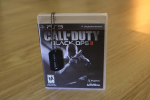 Win Call of Duty Black Ops 2 for PS3 plus Dog Tag