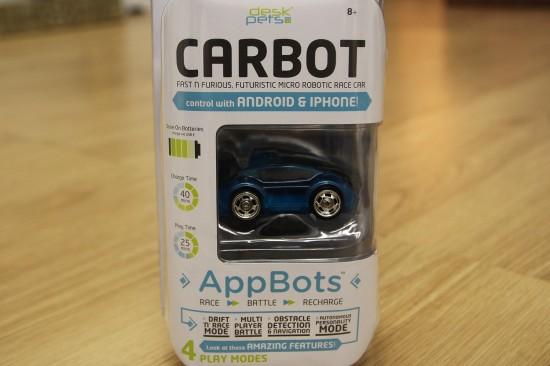 Win Desk Pets CarBot