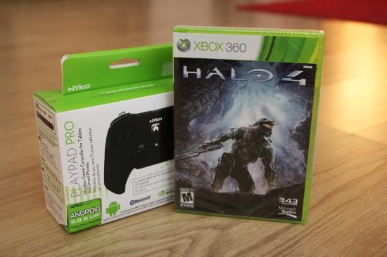 Win HALO 4 and Nyko PlayPad Pro!