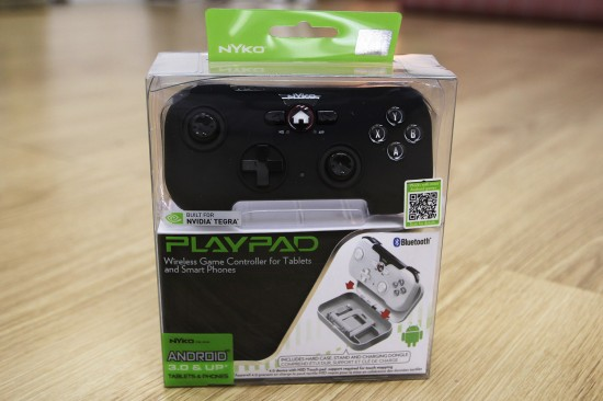 Win Nyko PlayPad Bluetooth Gaming Controller!