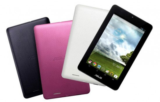 ASUS MeMo Pad – 7 inch budget Android Tablet for $149