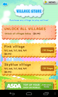 Animal Flow - Village select