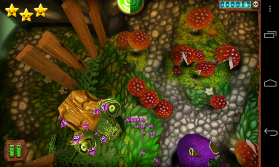 Ant Raid – amusing 3D infested bug squishing strategy game
