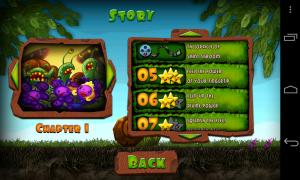 Ant Raid - Level select