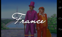 Around the World in 80 days - France