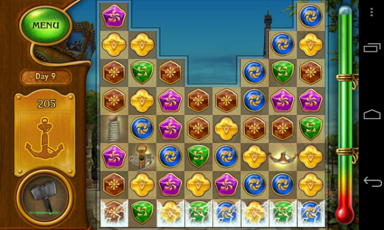 Around the World in 80 Days – take a journey through Bejeweled-style gaming based on the classic novel