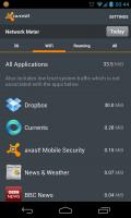 Avast - Network meter