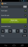 Avast - Virus scanner