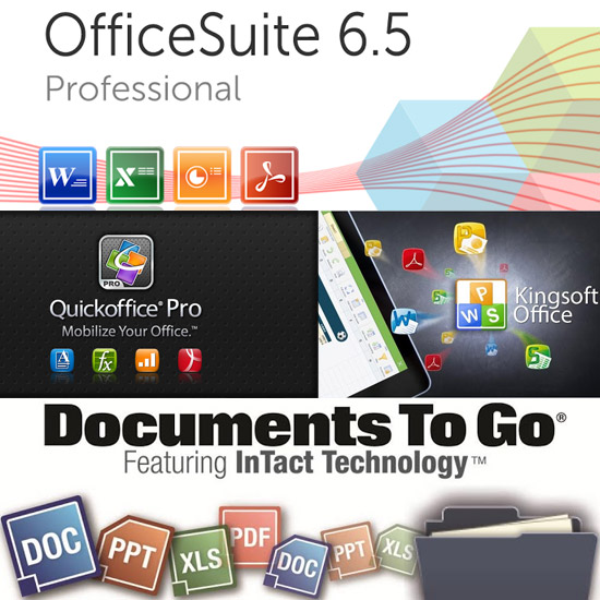 Best Microsoft Office Android Apps