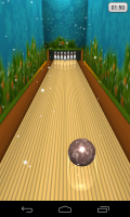 Bowling Online 3D - Bowling view