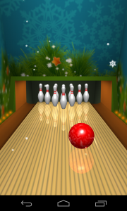 Bowling Online 3D - Gameplay view