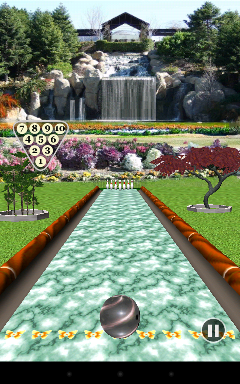 Bowling Paradise Pro Garden   AndroidTapp
