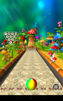 Bowling Paradise Pro Mushroom