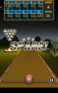Bowling Paradise Pro Spare