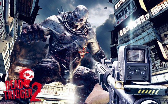 MADFINGER Games announced DEAD TRIGGER 2, first person shooter game powered by Tegra 4