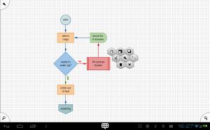 DroidDia object_menu