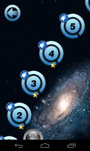 Galactic - Level select