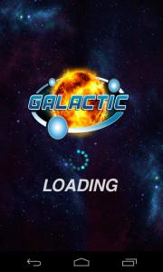 Galactic - Loading screen
