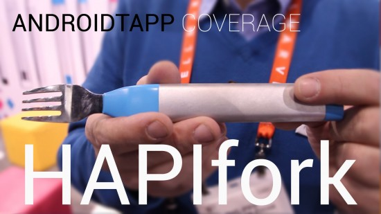 Meet HAPIfork – Food Consumption Monitoring Fork with Coaching App (Hands-on Video)