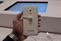 Huawei Ascend D2 Back