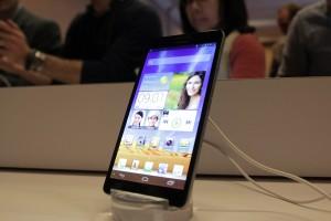 Huawei Ascend Mate Side Angle