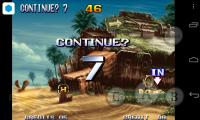 Metal Slug 3 - Arcade style continue options