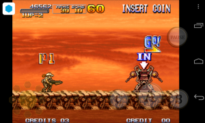 Metal Slug 3 - Bonus items can be picked up as you play