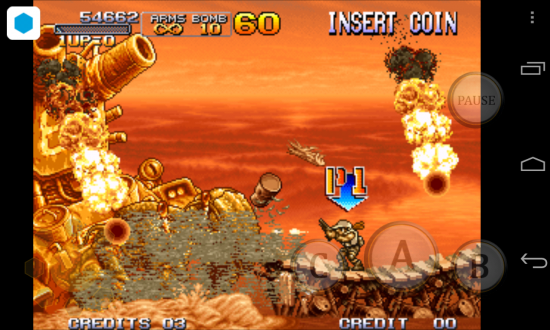 Metal Slug 3 – remember this retro Neo-Geo game? Now the scrolling shooter is ported to Android!