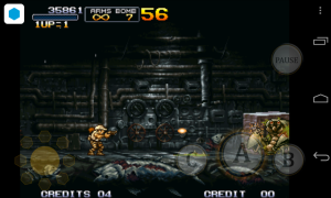 Metal Slug 3 - Fantastic retro graphics