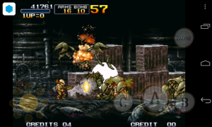 Metal Slug 3 - Gameplay samples (3)