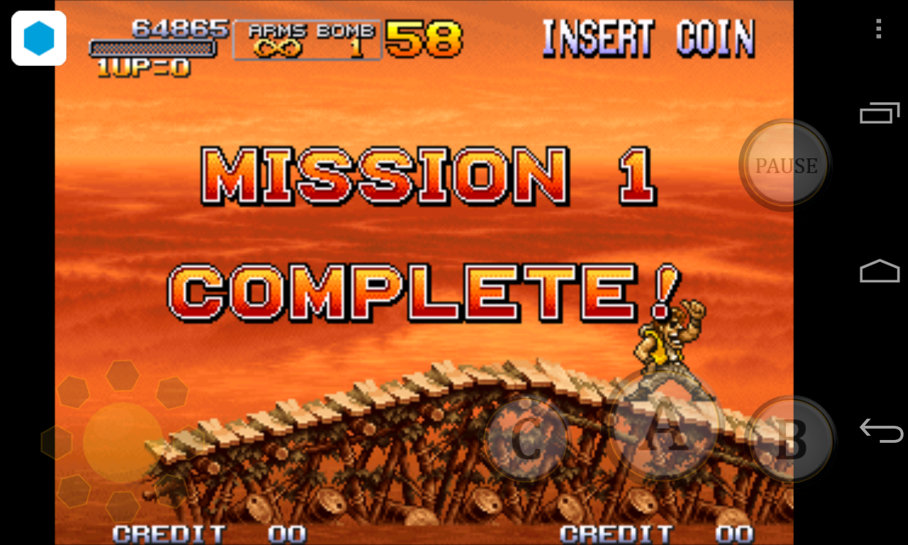 Metal Slug 3 Mission Complete Androidtapp