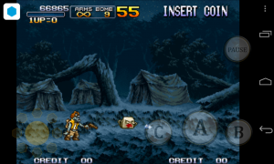 Metal Slug 3 - Turn into a zombie!