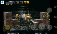 Metal Slug 3 - Use a variety of weapons to destroy foes