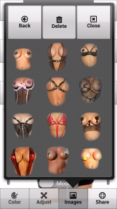 Naked Scanner Pro Naughty Pack
