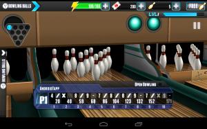 PBA Bowling Challenge 10 Pins