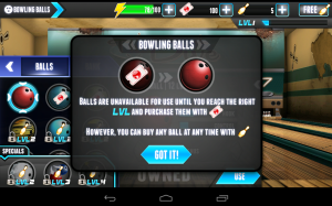 PBA Bowling Challenge Bowling Ball Purchase Explanation