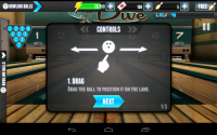 PBA Bowling Challenge Controls 1