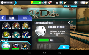 PBA Bowling Challenge Lightning Ball