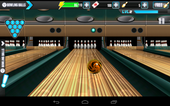 PBA Bowling Challenge – battle some of the Best bowlers in the league in lush 3D!