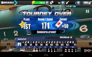 PBA Bowling Challenge Scoring