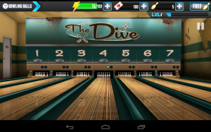 PBA Bowling Challenge The Dive