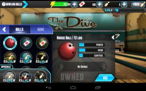 PBA Bowling Challenge The House Ball
