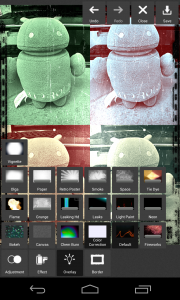 Pixlr Express - More options than you might ever want