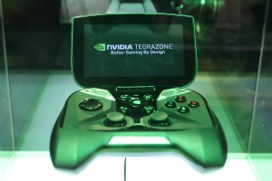 Project SHIELD Gaming Tegra 4 Gaming Handheld