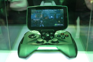 Project SHIELD Gaming Tegra 4 Gaming Handheld 5 inch HD Screen
