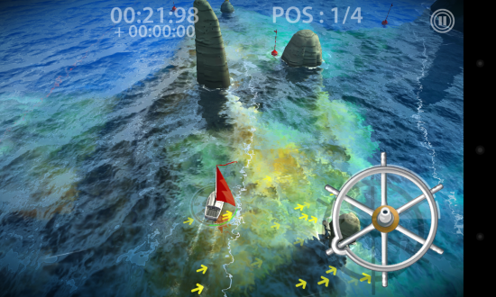 Sailboat Championship – race the tall ships with breathtakingly gorgeous 3D graphics!