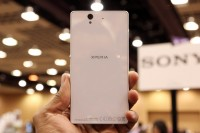 Sony Xperia Z Back View