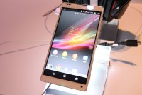 Sony Xperia ZL Angle View 2